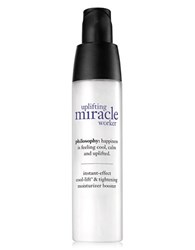 Philosophy Uplifting Miracle Worker Instant Effect Cool Lift And Tightening Moisturizer Booster No Color