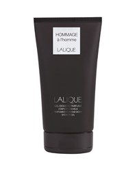 Hommage A L'homme Perfumed Hair And Body Shower Gel Tube Lalique