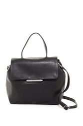 French Connection Madiston Top Handle Satchel Black