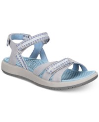 Bare Traps Wolfe Rebound Technology Sandals Women's Shoes Grey