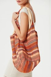 Urban Outfitters Striped Slouchy Tote Bag Assorted