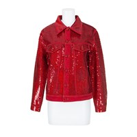 Ashish Jacket Red