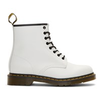 Dr. Martens White 1460 Boots