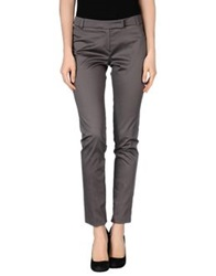 Ekle' Casual Pants Grey