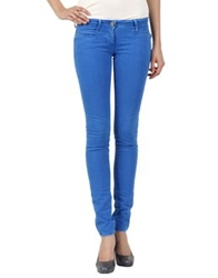 Miss Sixty Casual Pants Azure