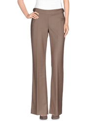 Divina Casual Pants Khaki