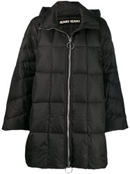 Ienki Ienki Oversized Coat Black