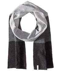 Coal The Dylan Scarf Heather Black Scarves