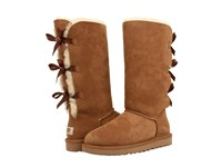 Ugg Bailey Bow Tall Chestnut Women's Boots Brown