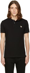 Paul Smith Ps By Black Zebra Polo