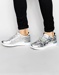 Asics Gel Lyte Iii Holiday Pack Trainers Silversilver