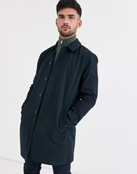 Burton Menswear Mac In Navy