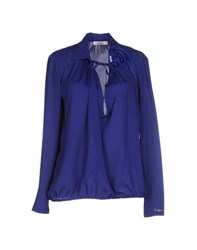 Blugirl Folies Shirts Blouses Women Purple