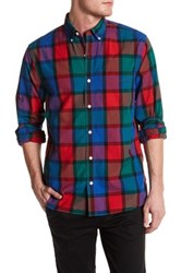 Bonobos Hinsdale Standard Fit Plaid Sport Shirt Multi