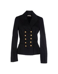 Roberta Scarpa Suits And Jackets Blazers Women Dark Blue