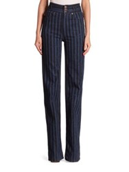 Marc Jacobs Star Wide Leg Trouser Indigo