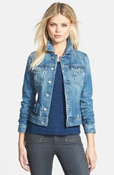 Ag Jeans 'Robyn' Cropped Denim Jacket 17 Year Salvation
