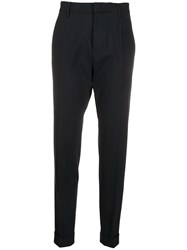 Dsquared2 Turned Up Hem Tailored Trousers 60