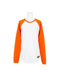 Les Artists T Shirt Demna 81 Football White Orange