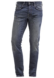 Gas Jeans Gas Anders Slim Fit Jeans Blue Light Blue