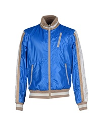 Club Des Sports Jackets Azure