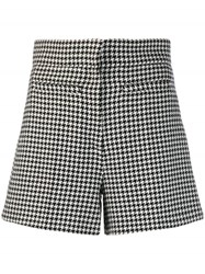 Sandro Paris Missey Shorts Black