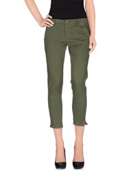 40Weft Trousers 3 4 Length Trousers Women