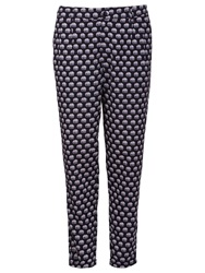 Sugarhill Boutique Ellie Print Trousers Black