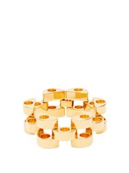 Marni Gold Plated Chain Link Bracelet Gold