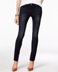 Inc International Concepts Curvy Fit Unicorn Wash Skinny Jeans Only At Macy's