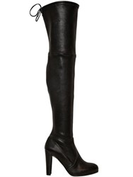 Stuart Weitzman 90Mm Highland Stretch Nappa Boots