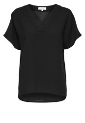 Selected Femme Basic Tshirt Black
