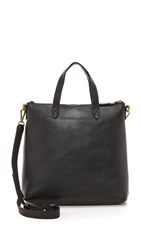 Madewell Mini Transport Tote True Black