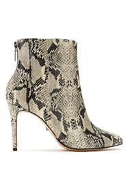 Schutz S0172300120054 Natural Furs And Skins Leather Neutrals