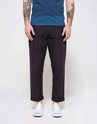 Universal Works Tapered Pant Black