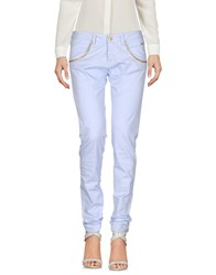 Roy Rogers Roger's Casual Pants Sky Blue