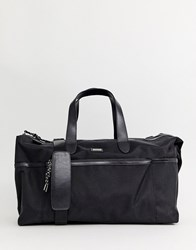 Ted Baker Gatzbee Smart Nylon Holdall Black