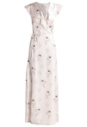 Oh My Love Romulea Maxi Dress White