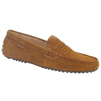 Polo Ralph Lauren Wes Driving Moccasins Brown