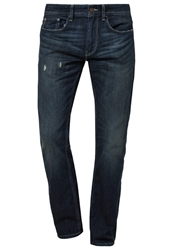 S.Oliver Relaxed Fit Jeans Medium Blue Denim Dark Blue