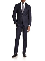 Polo Ralph Lauren Polo Wool Twill Suit Navy