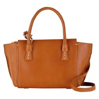 Radley Wimbledon Small Multiway Leather Shoulder Bag Tan