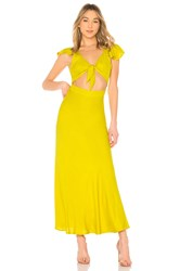 Cleobella Marigold Dress Yellow