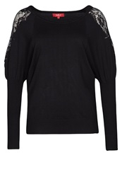 Derhy Bilboquet Jumper Noir Black