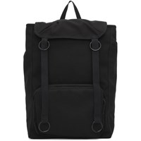 Raf Simons Black Eastpak Edition Topload Loop Backpack