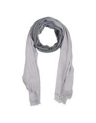 Marina D'este Scarves Light Grey