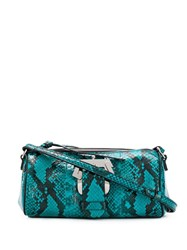 Paula Cademartori Snakeskin Print Shoulder Bag 60