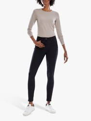 Pure Collection Slingsby Skinny Jeans Black