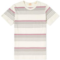 Levi's Vintage Clothing 1960S Casual Striped Tee Neutrals