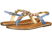Carlos By Carlos Santana Marquee Blue Women's Sandals